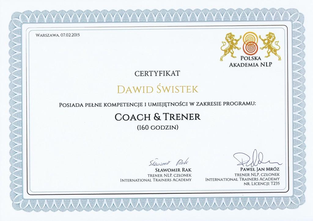 Coach & Trener