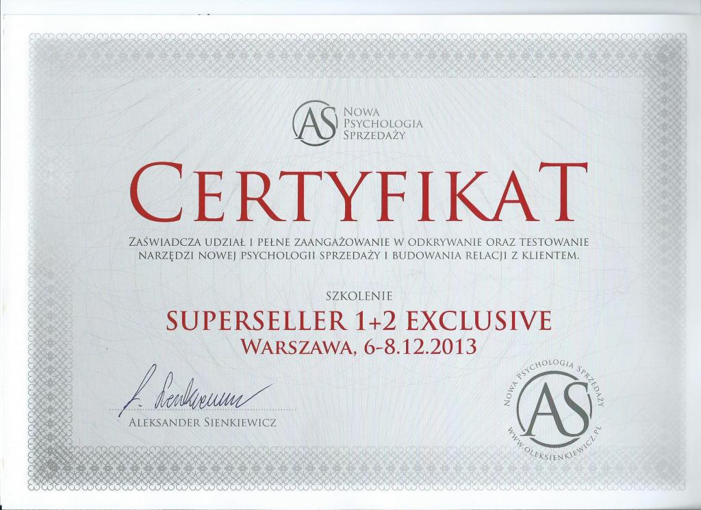 superseller